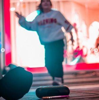 Ташкентская молодежь выбирает Арбат-Бродвей