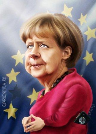 Президент встретится с Меркель