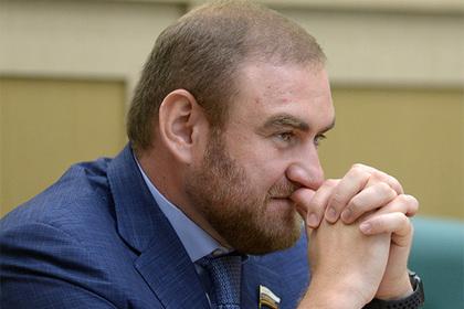 На сенатора с Кавказа надели наручники