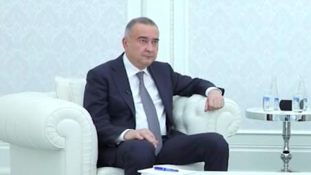 Ташкентский мэр стал главным йогом страны