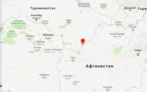 На туркменской границе не утихают бои