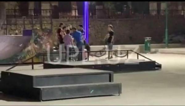В ташкентском скейт-парке двое мужчин избили подростков