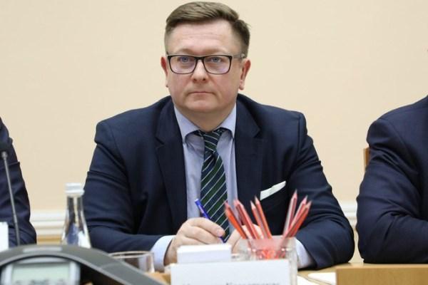 Модестас Каселяускас посоветует в ГНК