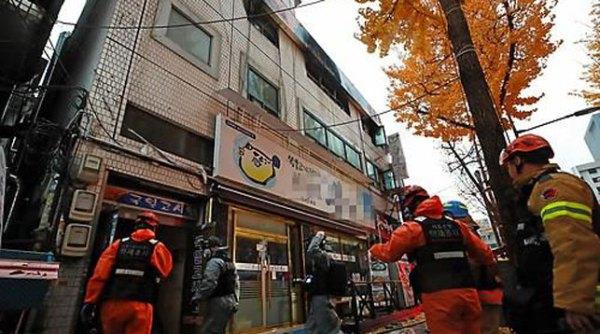 22-летний студент из Узбекистана заживо сгорел в Южной Корее