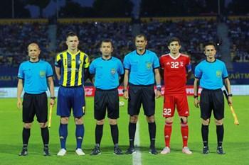 Двух судей отстранили после матча «Пахтакор» - «Навбахор»
