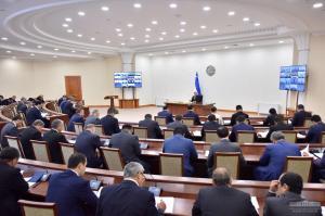 Президент раскритиковал Андижанскую область