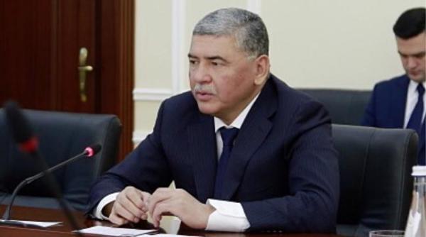 Против экс-главы СГБ возбуждено уголовное дело