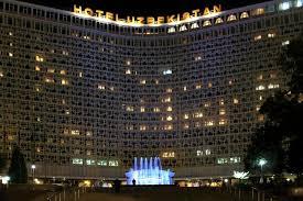 Международная консалтинговая компания «толкнет» гостиницу «Узбекистан»