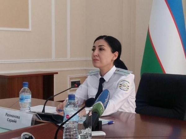 Пресс-секретарь Генпрокуратуры покинула свой пост