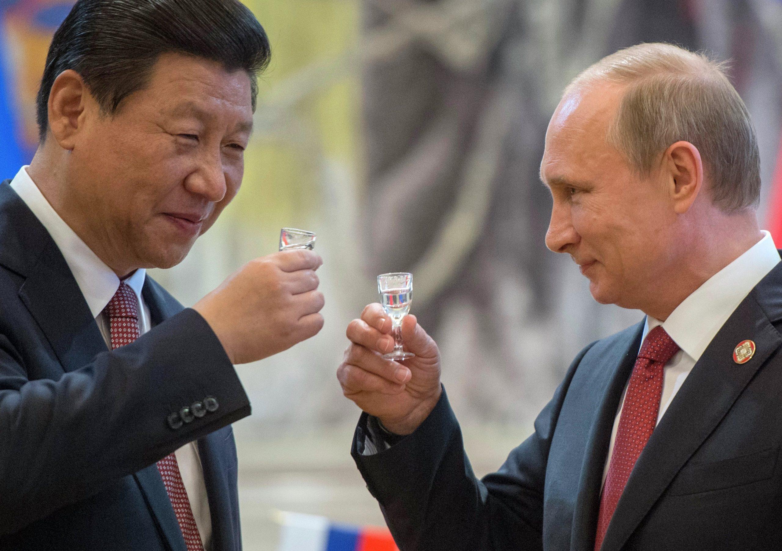 Washington Post испугалась Китая и России