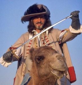Узбекские тайны «Д'Артаньяна и трех мушкетёров»