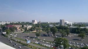 Крупнейшую автостоянку у Ucell отдали турецким застройщикам в Ташкенте