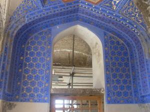 Испанцы позарились на мавзолей XV века под отель в Самарканде