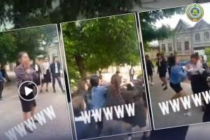 Родители 11 школьниц ответили за дебош в Ташкенте