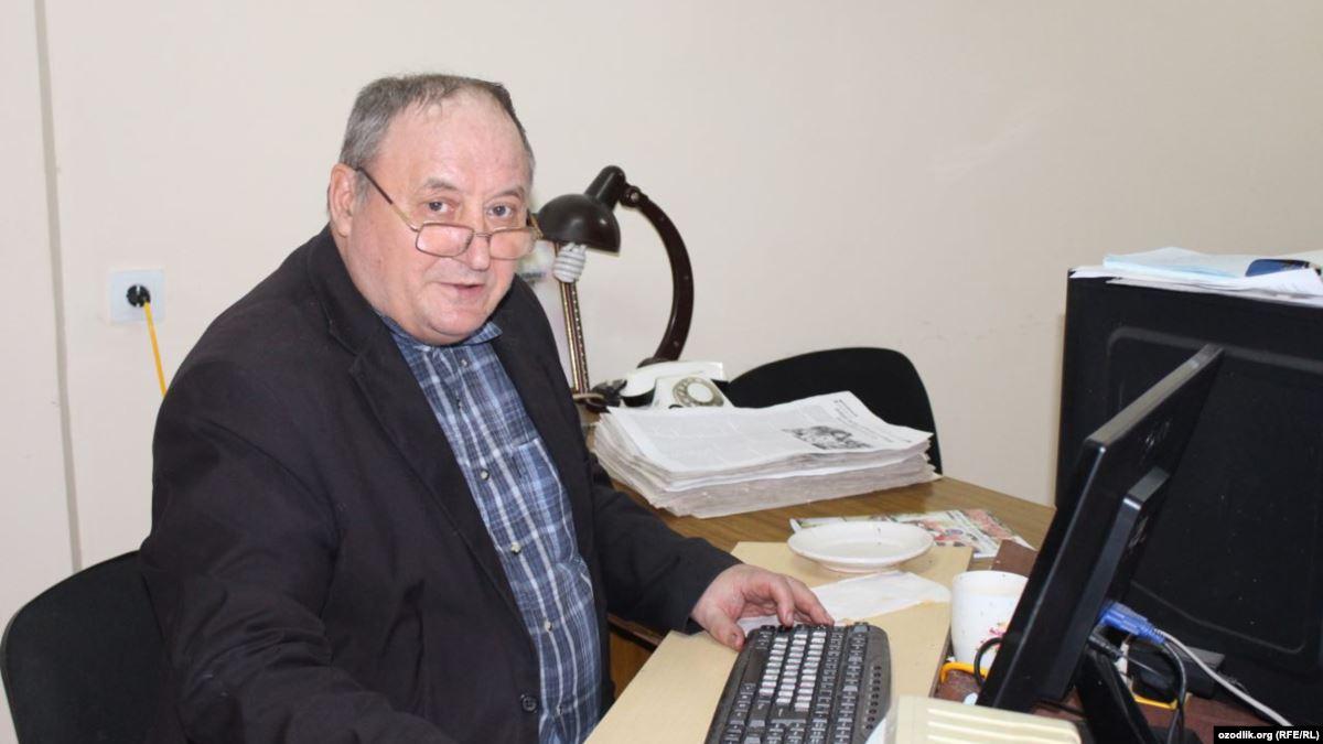 Над ташкентским журналистом навис приговор