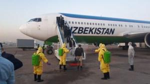 Посольство Узбекистана в Сеуле: всем - оставаться на своих местах