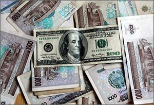Доллар «скакнул» до 9 720 сумов в Узбекистане
