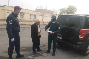 Более 51 тысячи нарушений карантина зафиксировано в Узбекистане