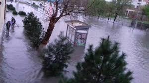В Узбекистане зарядили дожди