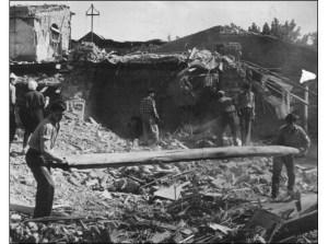 26 апреля-2020: 54-летие землетрясения в Ташкенте