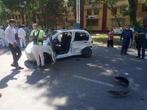 73-летний водитель Matiz погиб от наезда Lasetti и Nexia-3 в Ташкенте