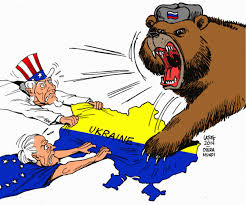 США прогнозируют войну Украины с Россией из-за Крыма