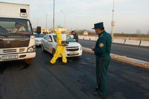 Автовладельцам отменили стикеры в трех областях Узбекистана