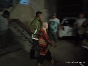 Жителей многоэтажки эвакуировали из-за пожара в Ташкенте