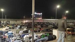 Более 3,7 тысяча узбекистанцев вернулись через казахскую границу