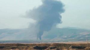 Азербайджан отрапортовал о полном уничтожении в Карабахе полка ВС Армении