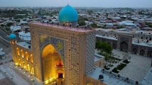 В Самарканде откроется Генконсульство Казахстана