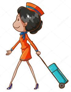 Выложила более  тыс за мечту работать стюардессой