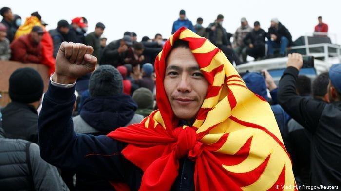Великая Октябрьская киргизская революция