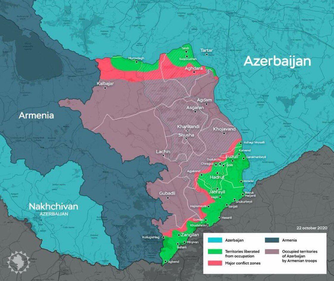 Карабах в двух шагах от разгрома