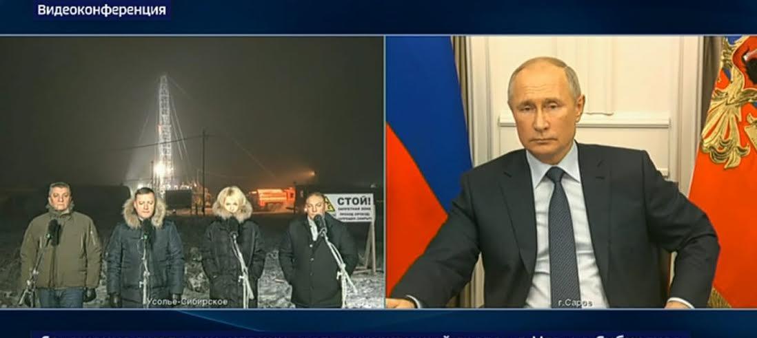 Остался ли Путин человеком?