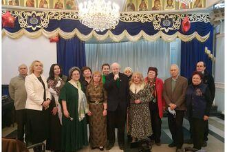 Русские вечера в епархии