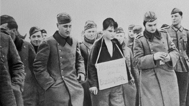 Латышские «европейцы» вспомнили о тактике гитлеровских заложников