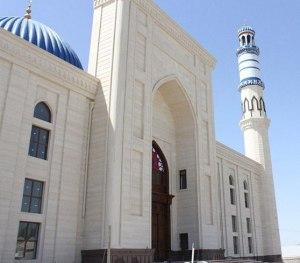 Новую мечеть открыли под Самаркандом