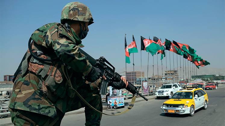 США выбрали основных партнеров по афганской проблеме
