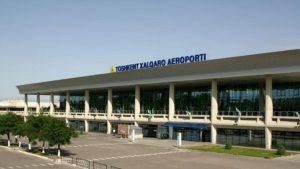 В Ташкенте эстакаду в аэропорту открывают для VIP и интуристов