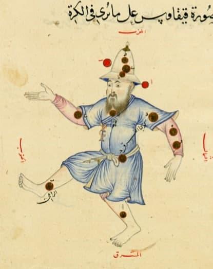 В Ташкенте показали манускрипт из библиотеки Улугбека