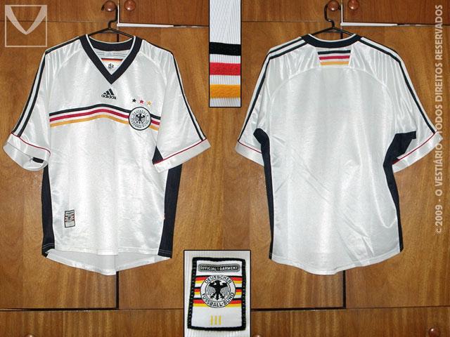 germany alemanha 98 1998 wc98  adidas