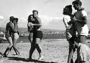 Storia del Balboa ballo swing