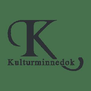 Kulturminne dok logo svart