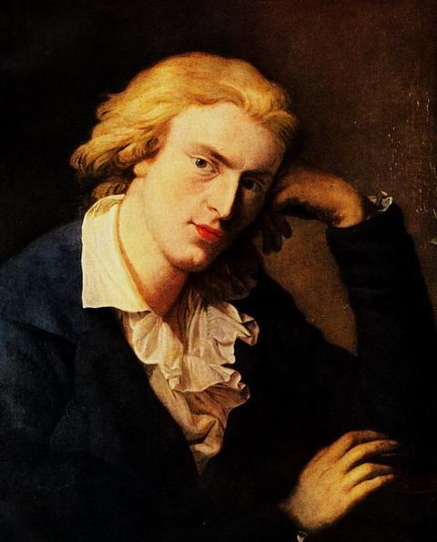 Иоганн Шиллер - немецкий поэт, философ, драматург