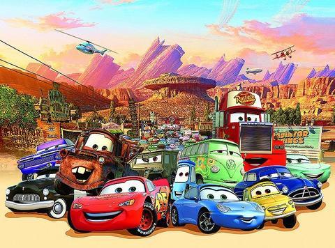 Тачки - американский полнометражный анимационный фильм 2006 года, комедия режиссёра Джона Лассетера, поставленная на студии Pixar.