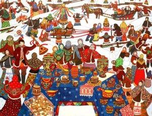 Праздник Масленицы на Горной Поляне @ п. Горная Поляна | Горная Поляна | Волгоградская область | Россия