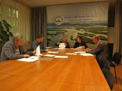 Комиссия по ЖКХ и развитию социальной инфраструктуры Общественной палаты Тюменской области провела свое первое заседание