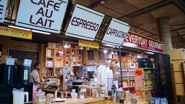 Everyday Gourmet Coffee Shop