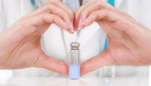 Vaccine, heart.